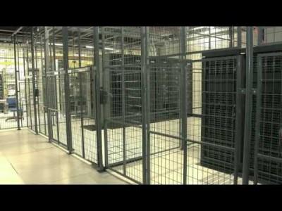 Suite privée sécurisée data center