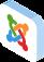 Icône mobile hébergement Drupal
