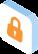 Icône mobile sécurisation SSL